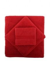 Piros Törölköző Szett - 3 db 7134009282