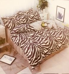 Pamut ágyneműhuzat garnitúra - Zebra (3 részes) 77bc988c6d